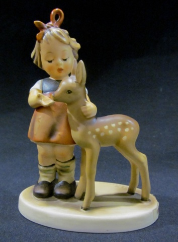 "Hummel Figurine - ""Friends"""