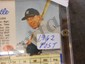 1962 Post Mickey Mantle Card No 5