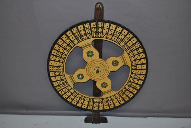 Dice Game Wheel