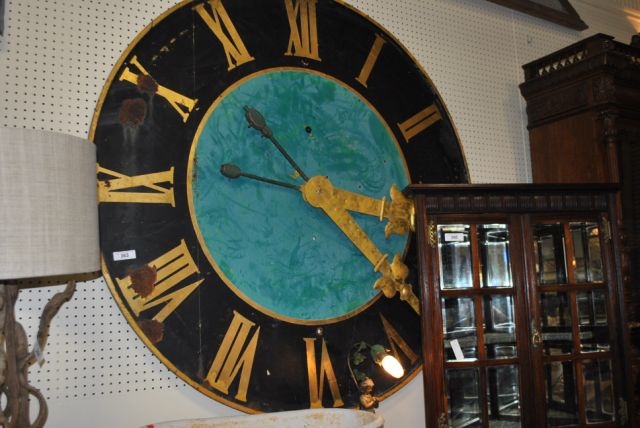 Large Clock Face