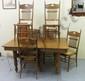 Early 1900 Oak Table