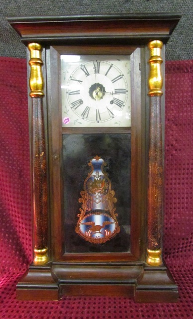19th Century Regulator 8-day Clock