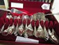 Service for 12 Silverplate Flatware
