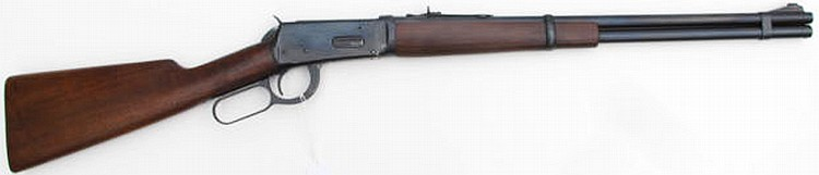 WINCHESTER MODEL 94 LEVER-ACTION CARBINE. Cal. 32