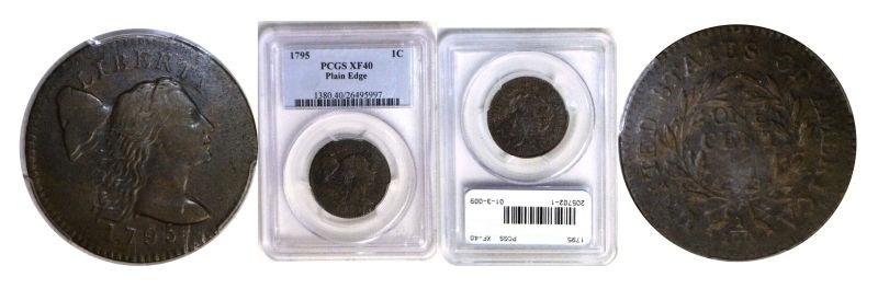 1795 Large Cent