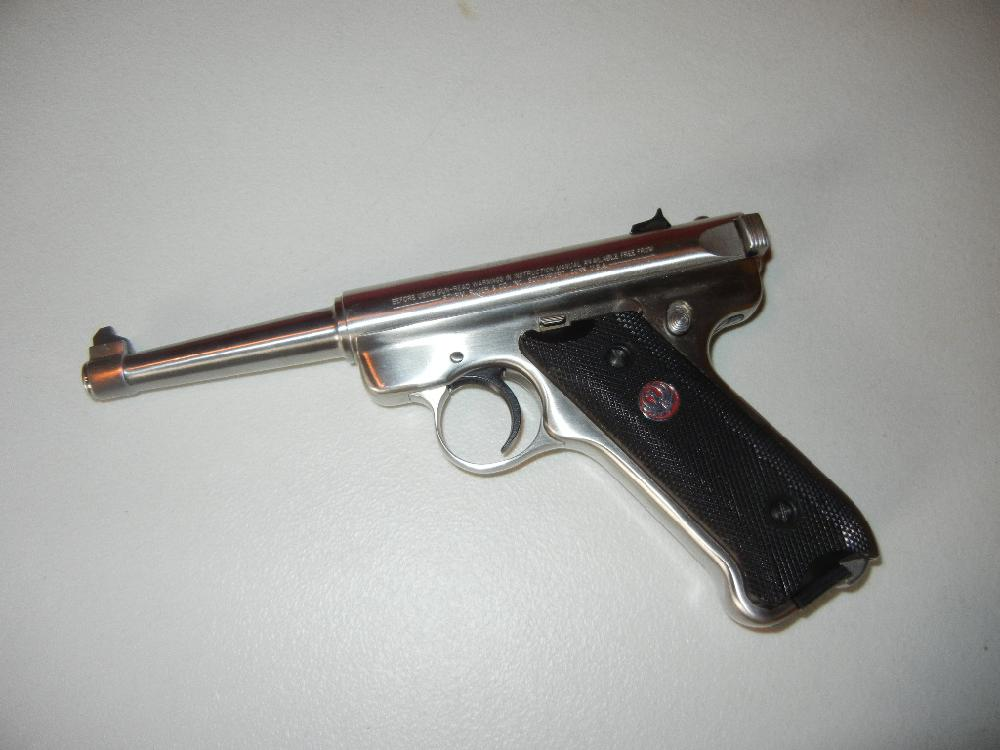 Ruger M K II .22 Cal. Hand Gun, Long Rifle Special Edition 1 Of 1000;