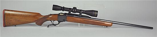 Ruger No. 1 Standard (I-B) Rifle Registration required.