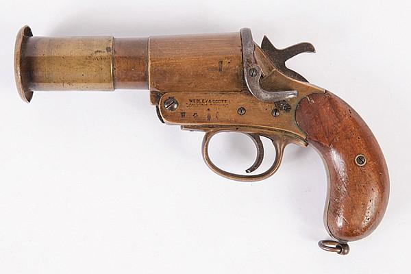 Naval Flare Pistol Civil War €ra