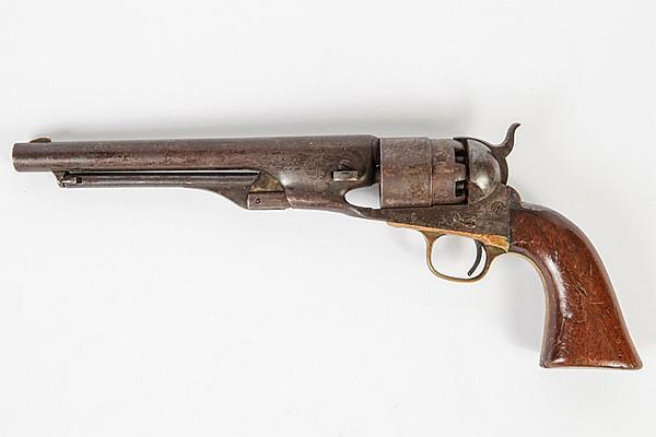 Civil War Era Colt Army