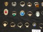 Lot of (60) Fashion Rings