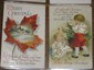 (36) Christmas Theme Ellen Clapsaddle Signed Post Cards