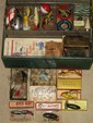 Tackle Box with Contents, o/b Lures, etc.