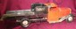 Vintage Structo Toy Co. Flatbed Steel Truck