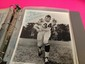 Notebook of Autographed Prints 50's, 60's, & 70's Football, Baseball, Olympics many Hall of Famers