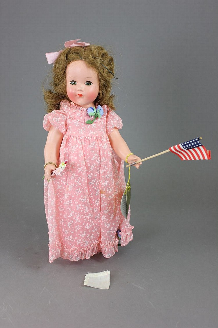 "15"" EFFANBEE MAGIC HAND DOLL"