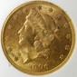 1906 S $20.00 Gold Liberty MS 61 NGC