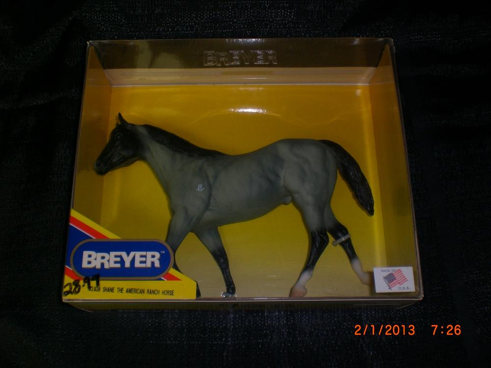 NIB Breyer horse collectible