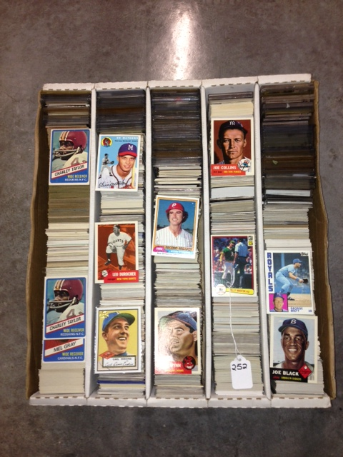 Massive Box of Un-Searched Baseball Cards