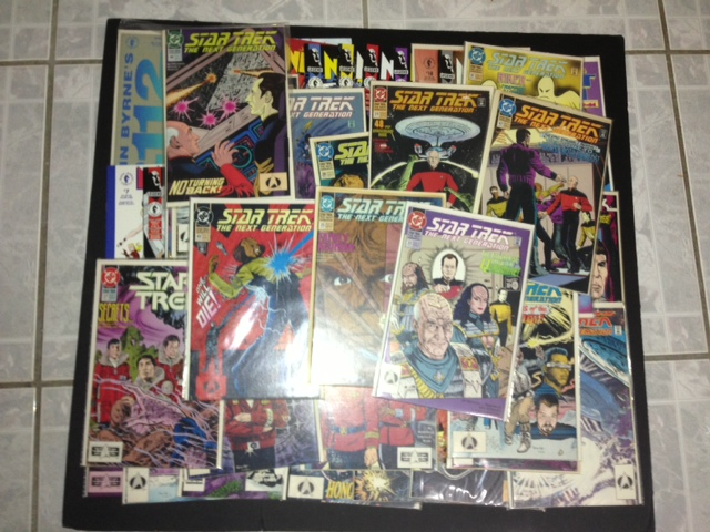 Lot of over 60 Comic Books in Excellent Condition