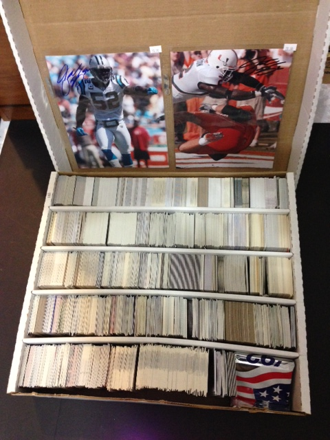 Huge Collection of Un-Searched Cards