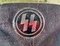 GERMAN NAZI WAFFEN SS SHULZSTAFFEL ENLISTED MANS DAGGER W/ SCABBARD