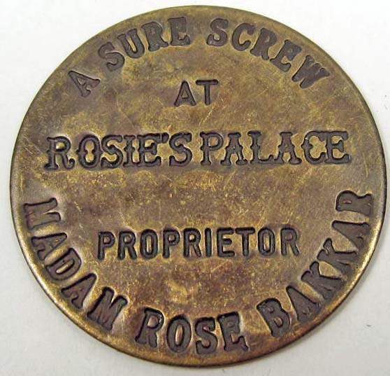 12099 - ROSIES PALACE CAT HOUSE TOKEN