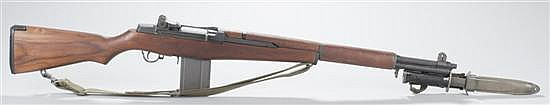"US M1 Rifle With Receiver Stamped ""U"