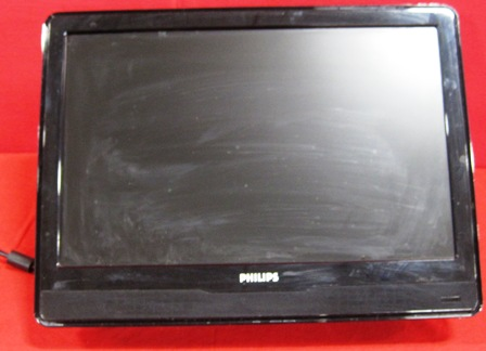 """Philips"" Flat Screen TV/Monitor 22"" (H)"
