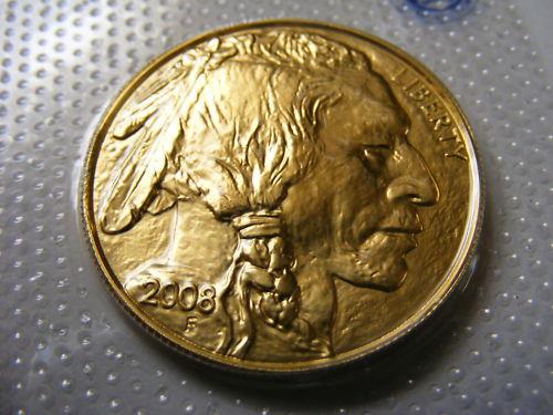 1 oz. Gold Buffalo Bullion Coin - 24k