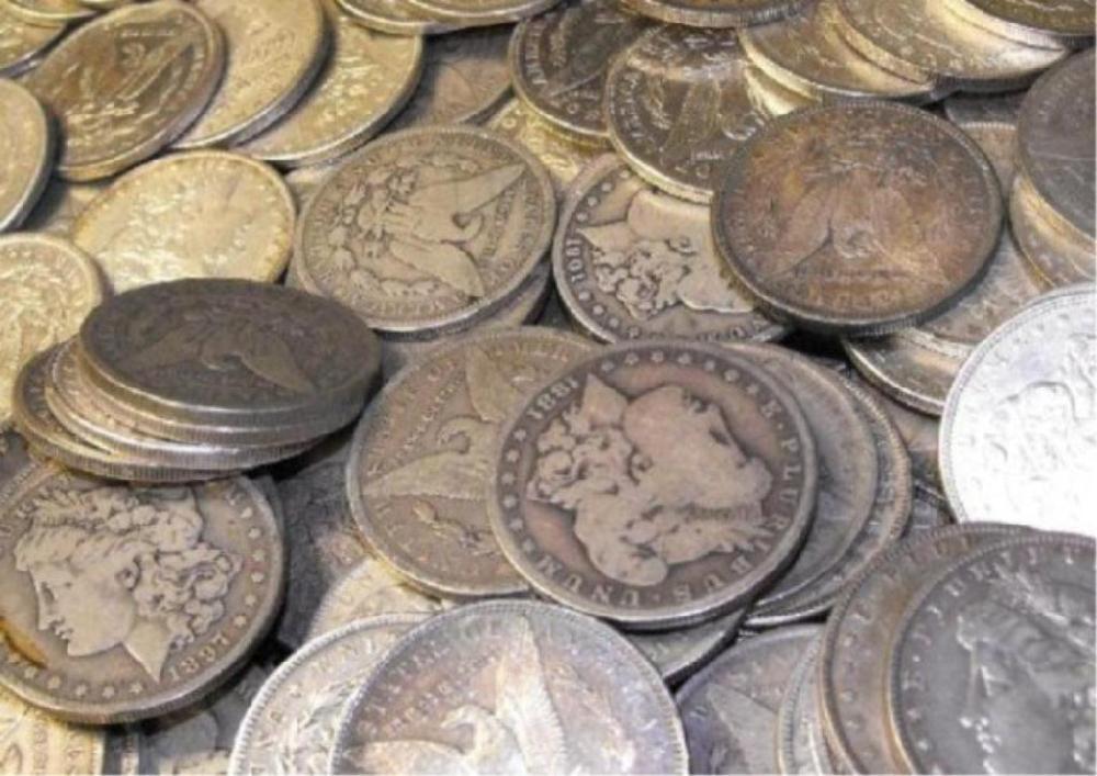 Lot of (250) Morgan Silver Dollars