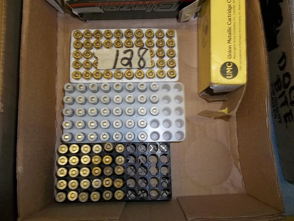 100 Rds. 9mm Luger