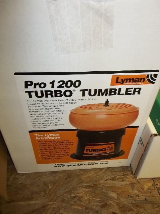 Turbo Tumbler