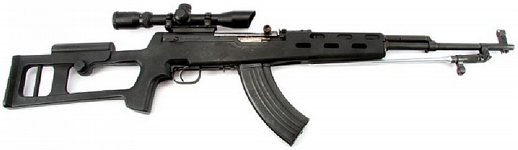 NORINCO SKS WITH FIBERFORCE STOCK