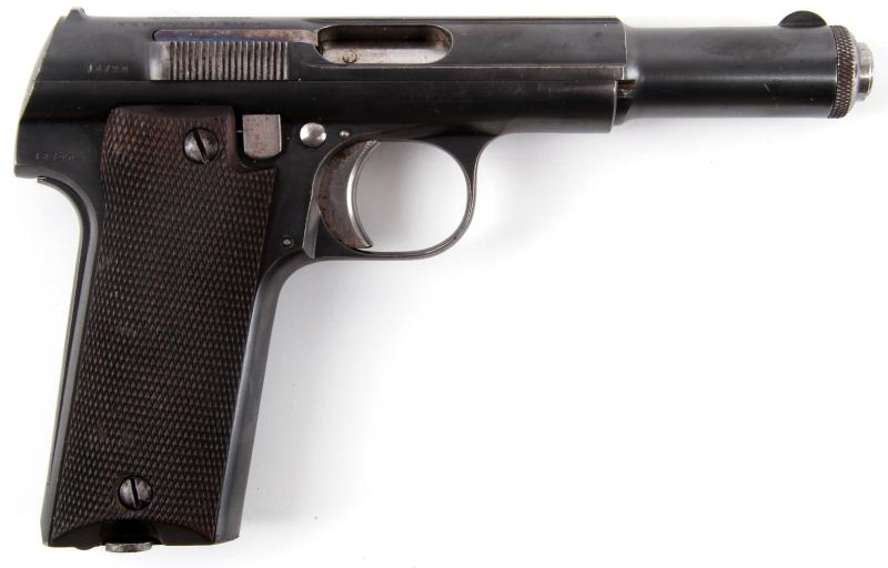 ASTRA MODEL 600 / 43 9MM PISTOL SECOND CONTRACT