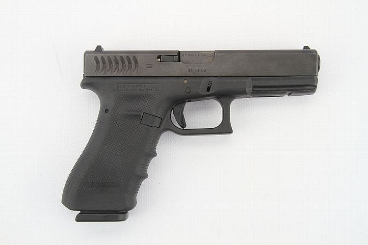 GLOCK 22 .40 CALIBER PISTOL GENERATION THREE