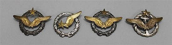 French WWII Aviation Badges