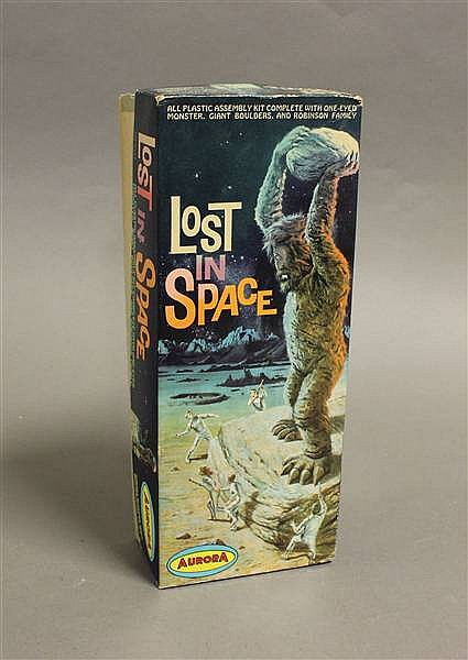 LOST IN SPACE FIGURE
