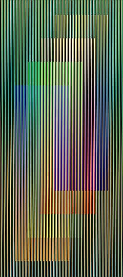 Carlos CRUZ-DIEZ Couleur Additive Denise B 6/8 2007