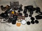 OLYMPUS OM-1 24MM X 36MM CAMERA WITH LENS, CASE AND MORE