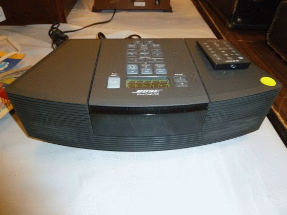 Bose Wave Radio/CD with remote