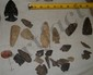 Indian Artifacts 50+ Arrowheads ++