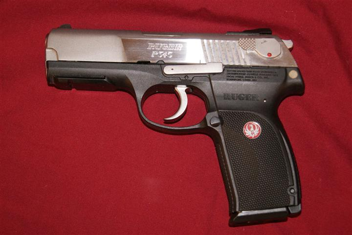 Ruger P345 45 cal