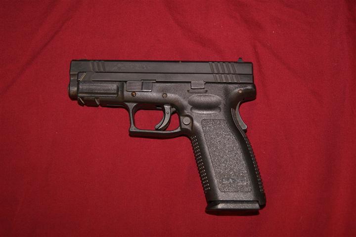 Springfield XD45 45 cal