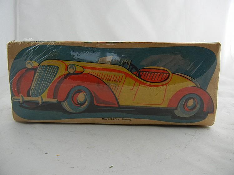 Made in US Zone Germany Car Still Sealed Box, MIB