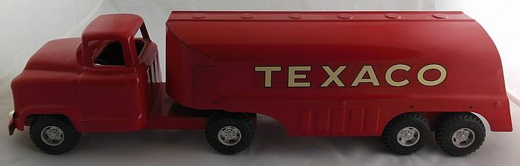 Buddy L Texaco Tanker Truck