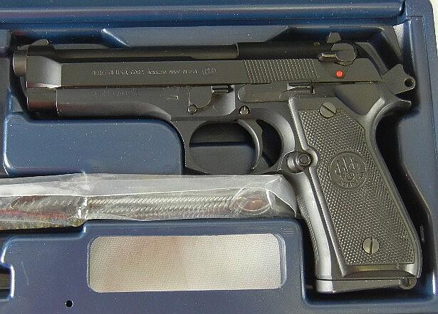 Beretta Mod. 92FS 9mm w/ Box