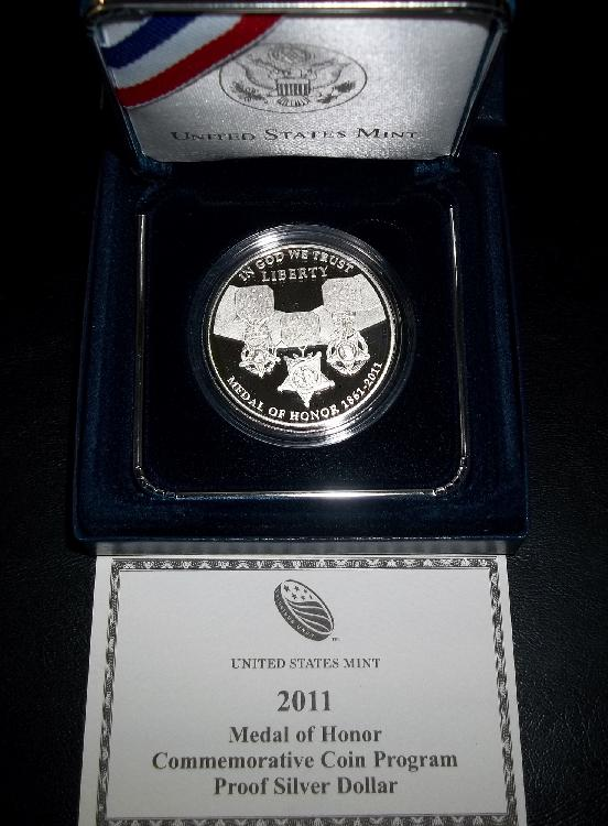 2011 SILVER MEDAL OF HONOR