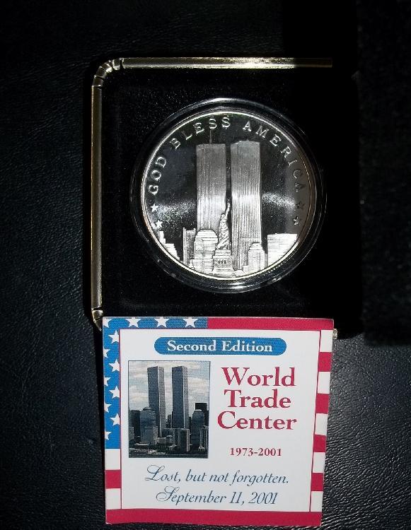 2001 WORLD TRADE CENTER