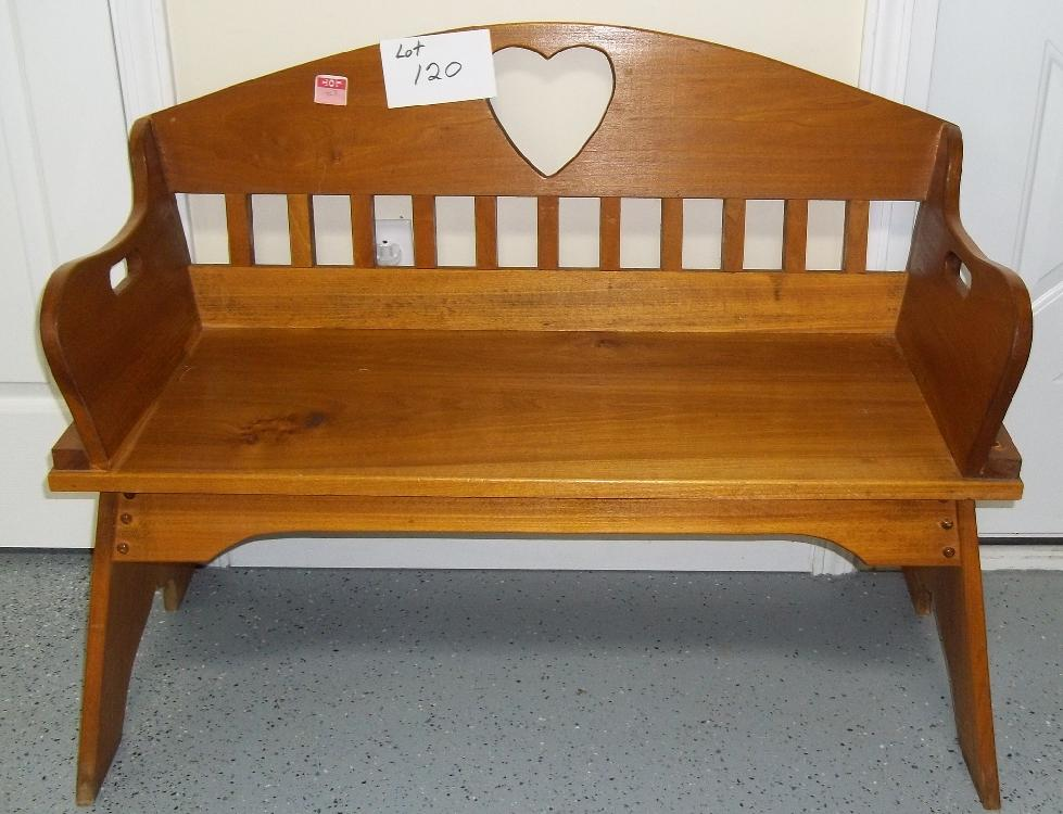 childs bench