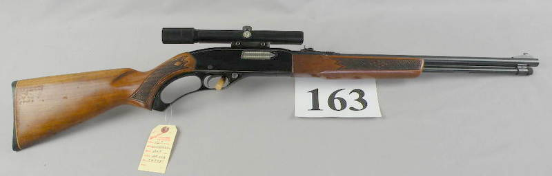 Winchester Model 255 22 Mag